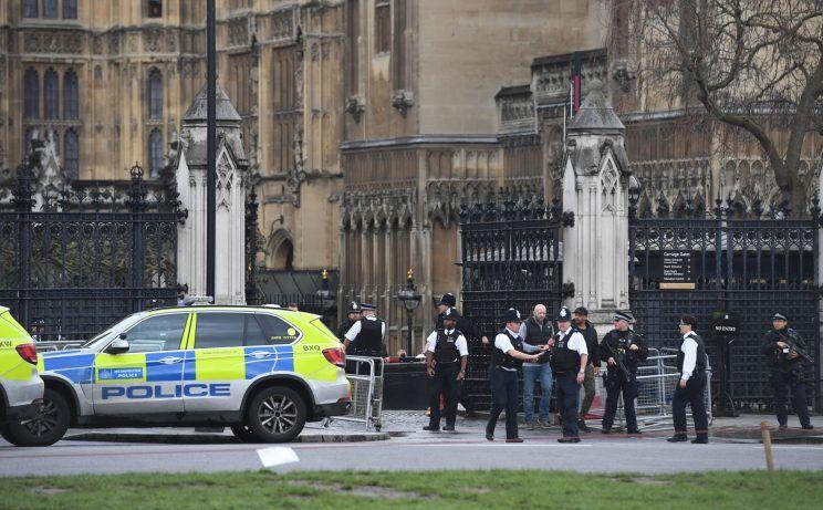 London terror attack (PA)