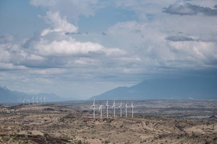 he Lake Turkana Wind Power project
