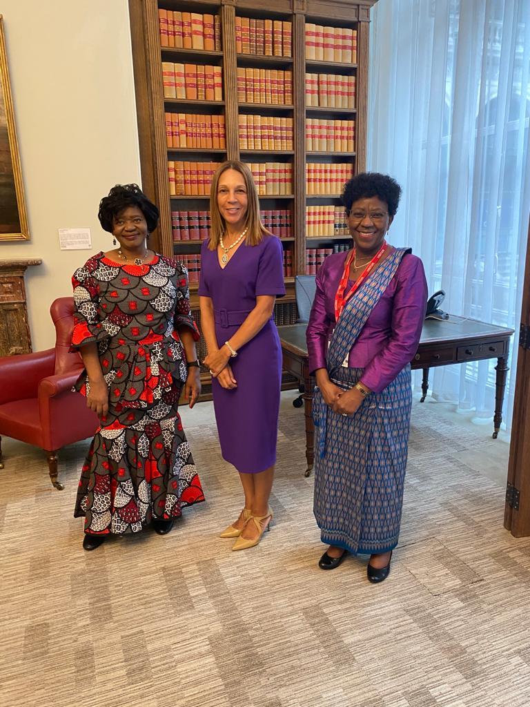 First Lady Madame Monica Chakwera