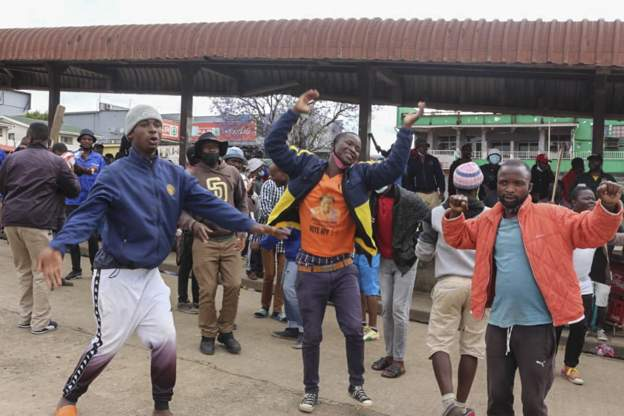 Protests in Eswatini