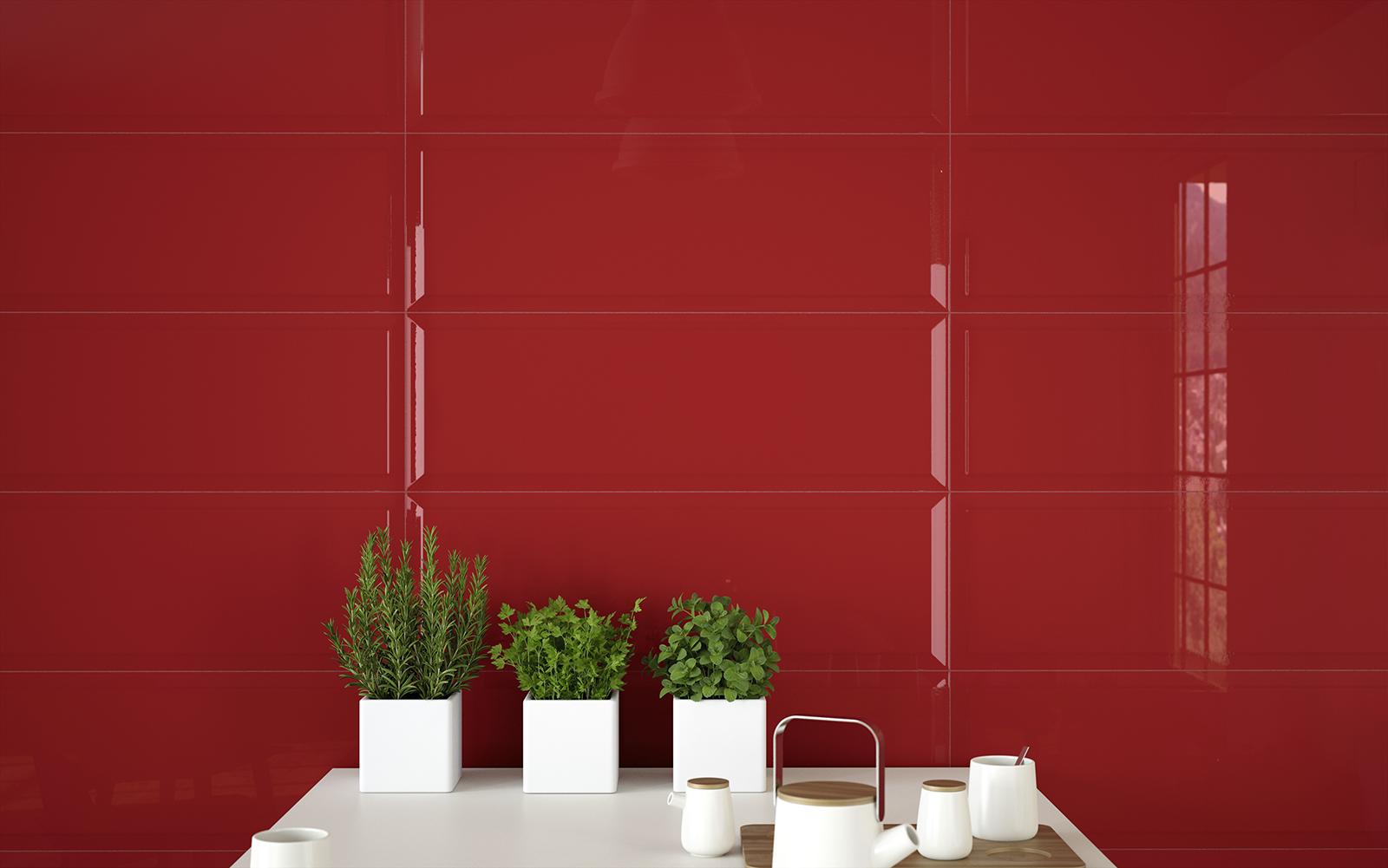 Carrelage rouge voir les collections  Marazzi