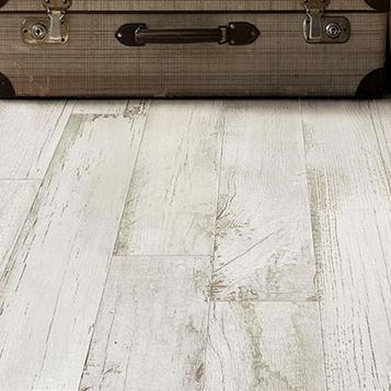 Gres Porcellanato Effetto Legno  Colore Bianco  Marazzi
