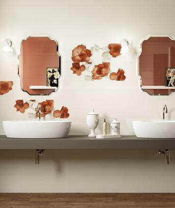 Piastrelle Arancione guarda le collezioni  Marazzi