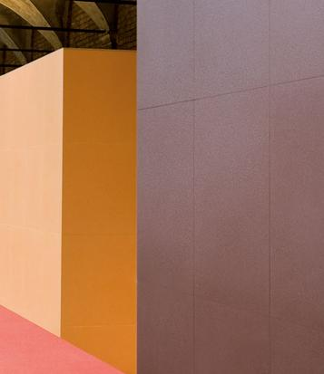 Progetto Triennale  Ceramica per architettura  Marazzi