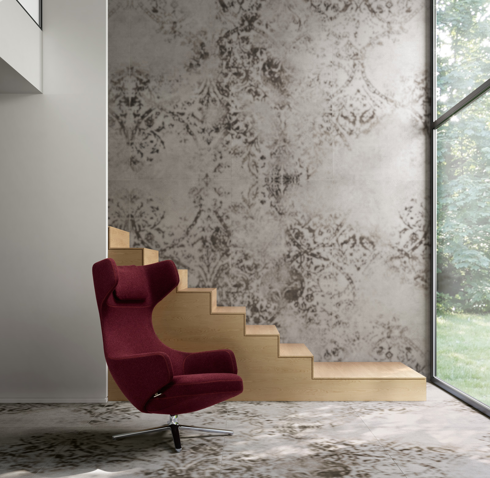 Grand Carpet  Design Antonio Citterio Patricia Viel  Marazzi