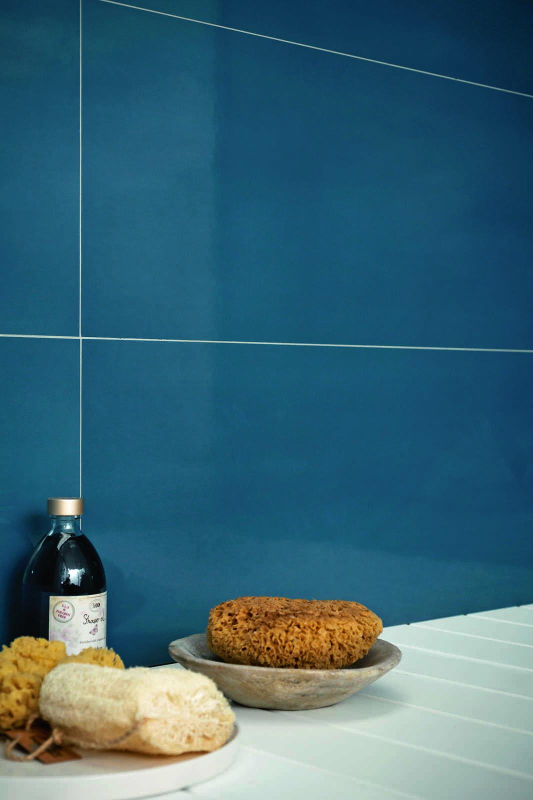 Piastrelle Blu guarda le collezioni  Marazzi