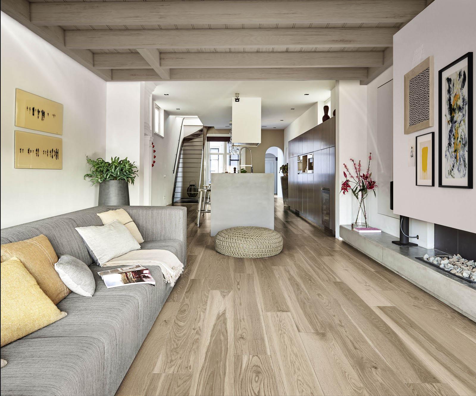 Treverkmore  gres effetto legno interno e esterno  Marazzi