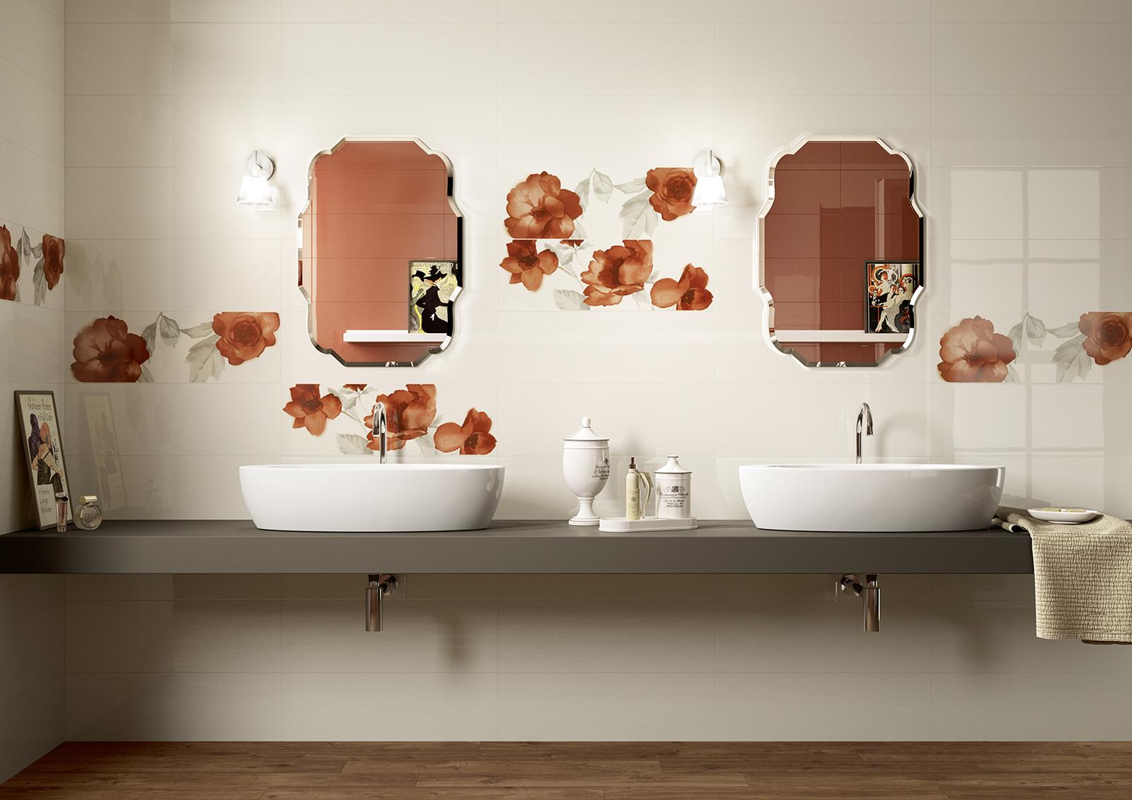 Colourline  Ceramica lucida rivestimento bagno  Marazzi