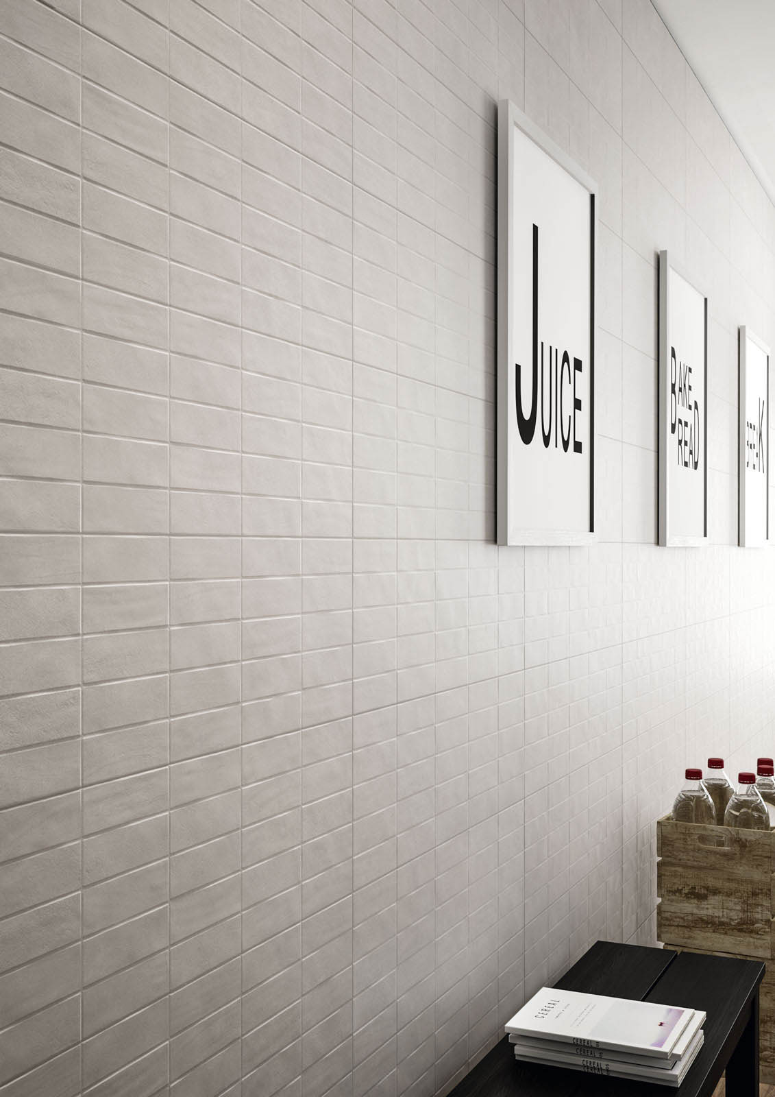 Chalk  Concrete Look Wall Tiles  Marazzi