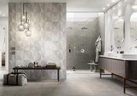 Bathroom flooring: ceramic and porcelain stoneware   Marazzi