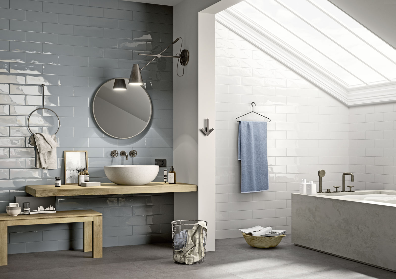 Mellow  Wall covering ceramic tiles  Marazzi