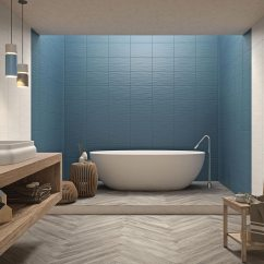 Grey Blue And Yellow Living Room Ideas Beach Inspired Bathroom Flooring: Ceramic Porcelain Stoneware | Marazzi