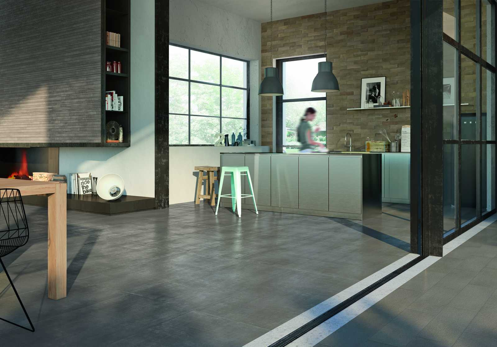 SistemP  Highperformance technical stoneware  Marazzi