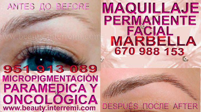 microblading cejas pelo a pelo Marbella en la clínica estetica propone Pigmentación o microblading en Marbella y Marbella