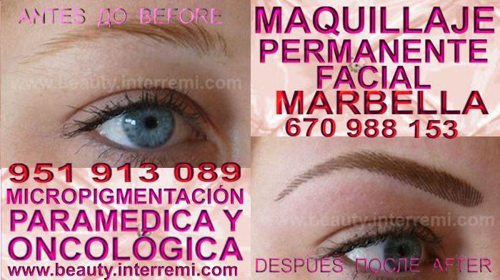 microblading cejas San Pedro en la clínica estetica ofrece Maquillaje Semipermanente y microblading Marbella y San Pedro