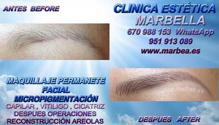 MICROBLADING MÁLAGA CLINICA ESTÉTICA propone Maquillaje Permanente bocas en Marbella y en Málaga