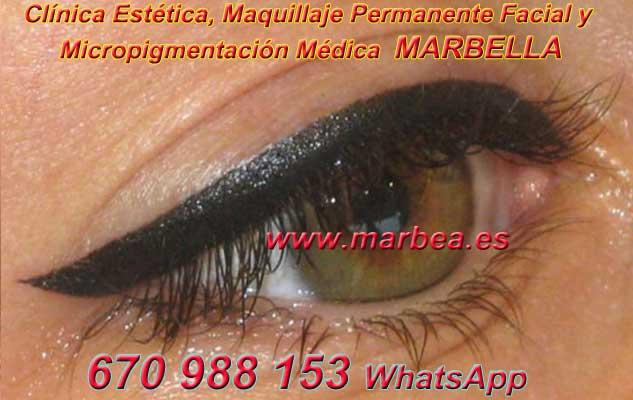 microblading ojos Almería. en la clínica estetica ofrece micropigmentación Marbella ojos y maquillaje permanente