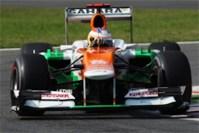 F1 2012 イタリア 予選