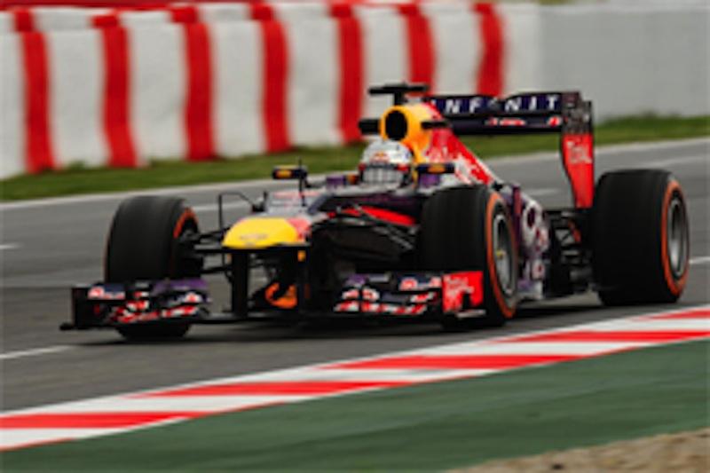 2013年F1スペインGP-FP2