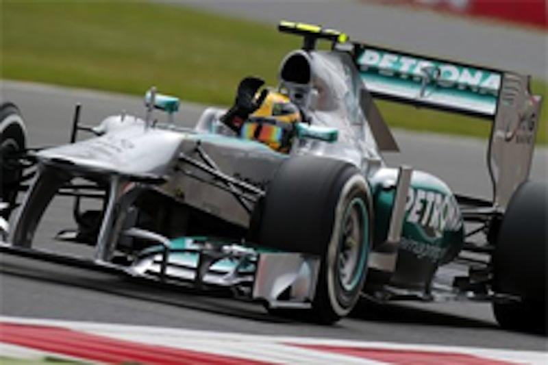2013F1イギリスGP予選