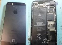 iPhone5S流出画像
