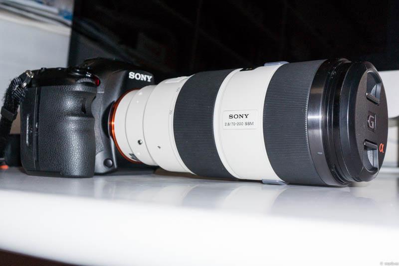 SONY 70-200mmF2.8 G SSM