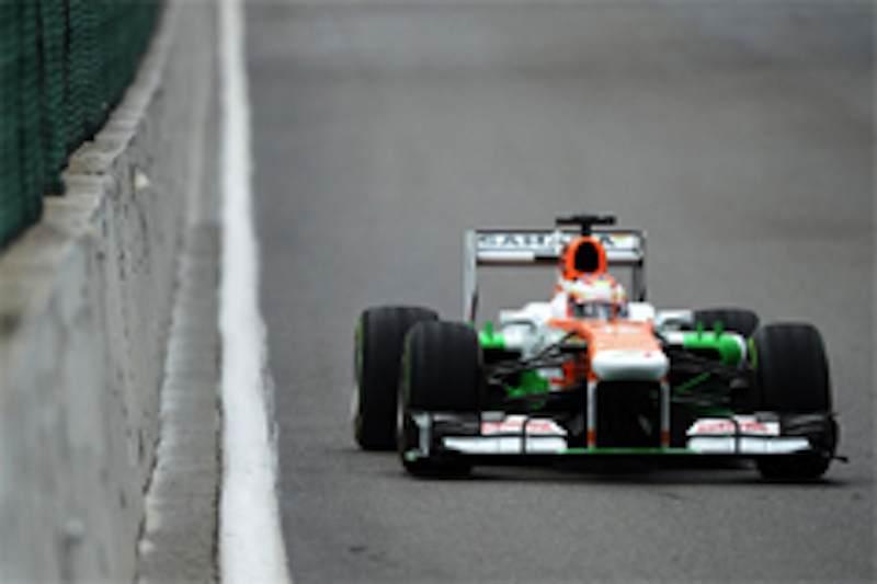 2013F1ベルギーGP予選