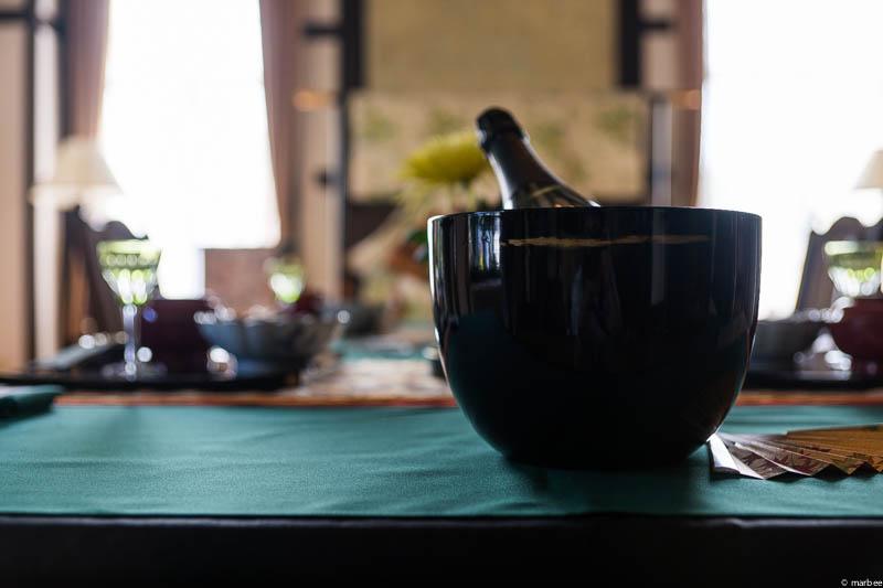 ベーリックホール テーブル