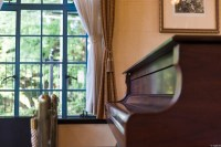 エリスマン邸 ピアノ