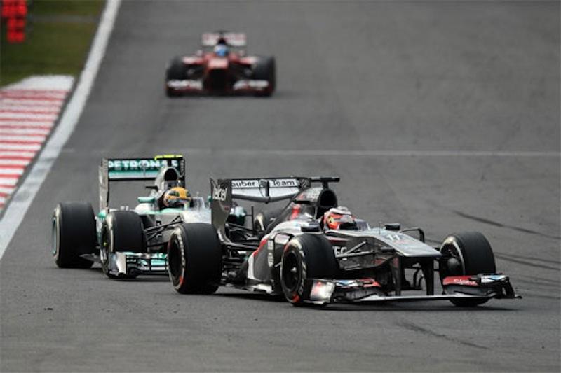 F1 2013 韓国 決勝
