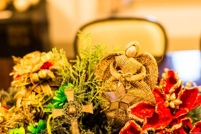 山手234番館 クリスマスの飾り付け
