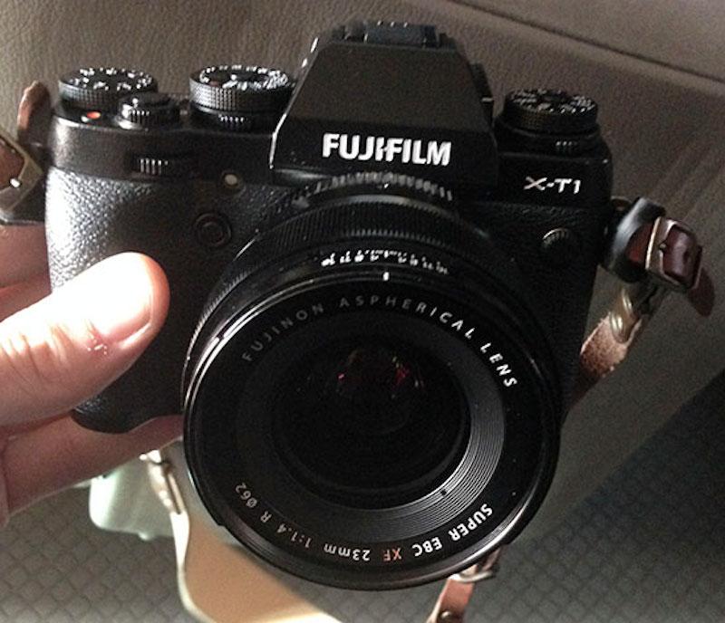 FUJIFILM X-T1 正面1