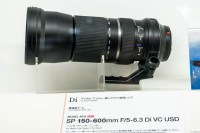 TAMRON SP 150-600mm F5-6.3 Di VC USD