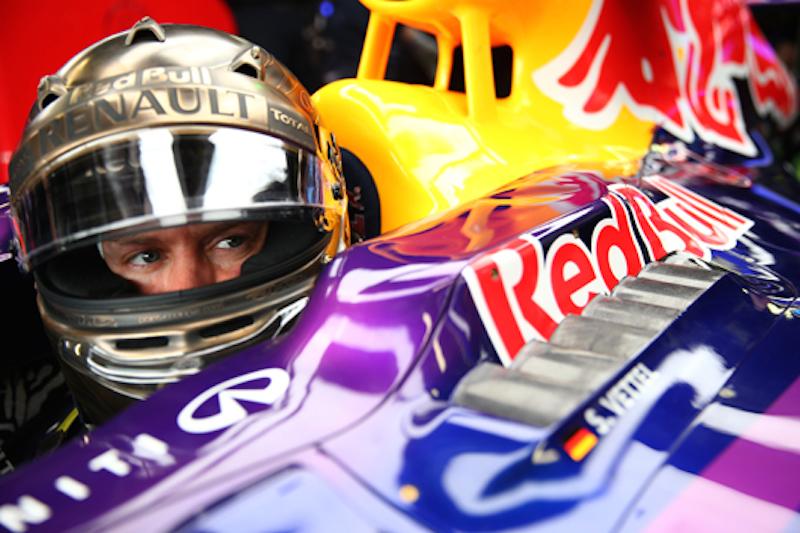 F1 2014 モナコ FP3