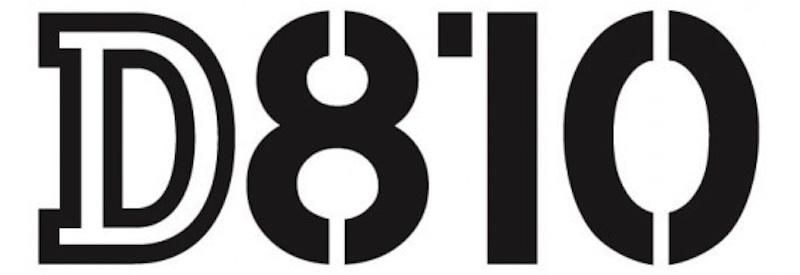 Nikon D810 ロゴ