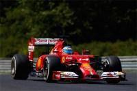 F1 2014 ハンガリー 決勝