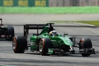 F1 2014 イタリア 決勝 可夢偉が乗ればマルシャに勝てる