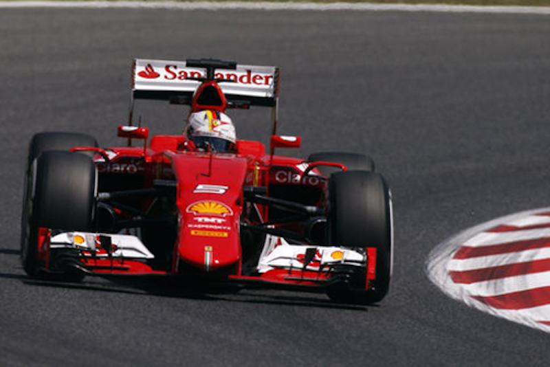 フェラーリ:F1スペインGP 初日のコメント