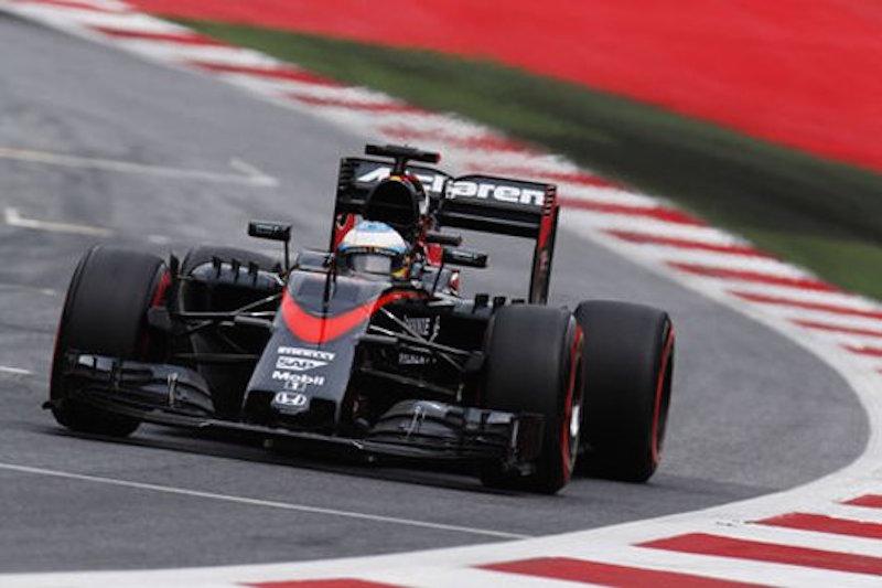 マクラーレン・ホンダ:今回のレースは学習の場 : F1オーストリアGP 予選