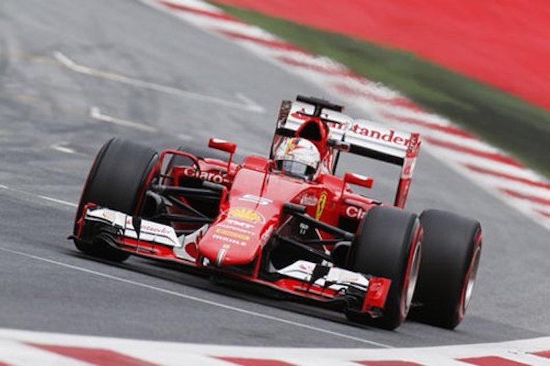 フェラーリ:ベッテル3番手もライコネンQ1敗退 : F1オーストリアGP 予選