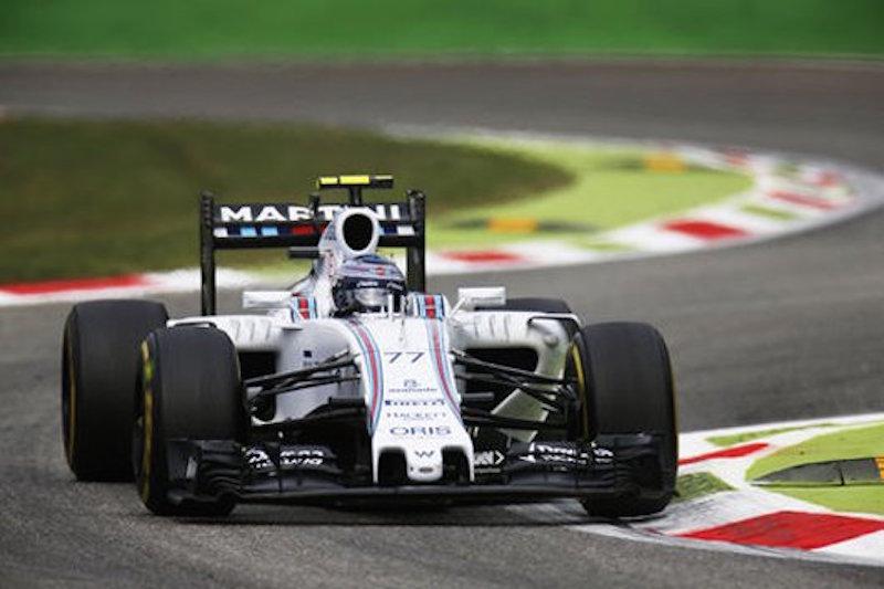 ウィリアムズ:競争力に自信 : F1イタリアGP 初日