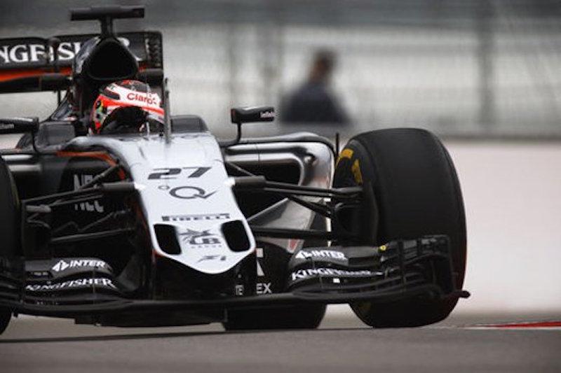 フォース・インディア:F1ロシアGP 初日のコメント