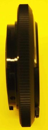 OLYMPUS15mmF8側面