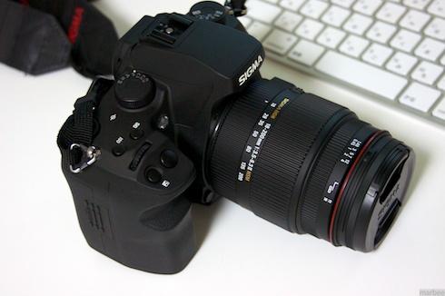 SIGMA18-200mmF3.5-6.3_DC_OS_HSM短くした状態
