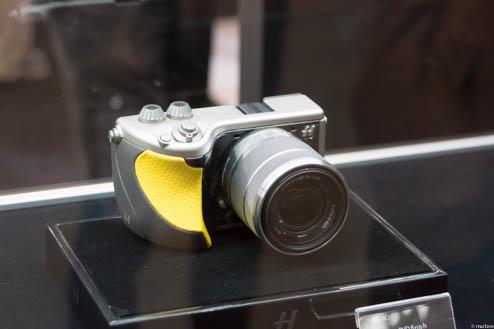 HasselbladEマウントコンセプト機