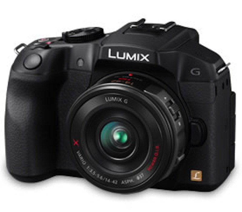 LUMIX DMC-G6