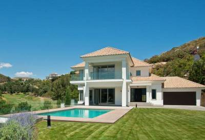 contemporary villa marbella 1