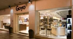 Fachada de la tienda Goyo en el centro de Marbella