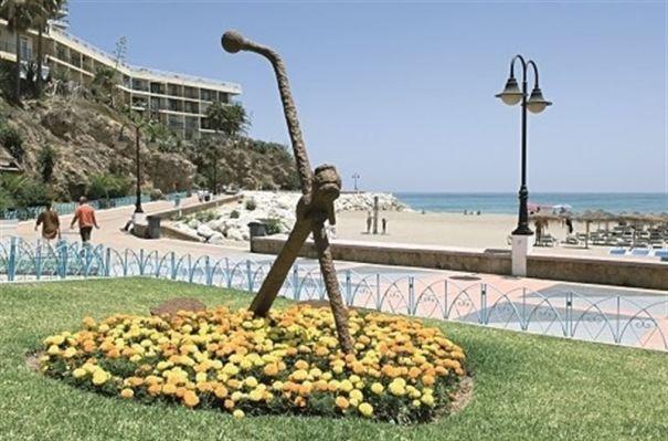 Imagen del litoral malagueño. Foto/ Europa Press