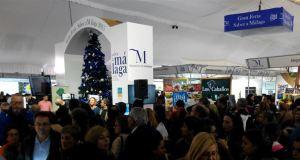 Imagen de la Gran Feria Sabor a Málaga. Foto/ Europa Press